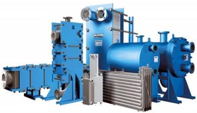 مبدل حرارتی صفحه ای (Plate Heat Exchanger):