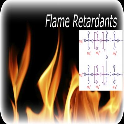 تاخیر انداز شعله بر پایه آمونیوم پلی فسفات