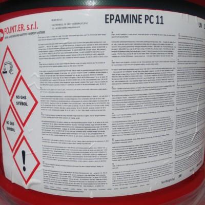 هاردنر  اپوکسی 50% سیکلو آلفاتیک پلی آمین ایتالیا بسیار شفاف