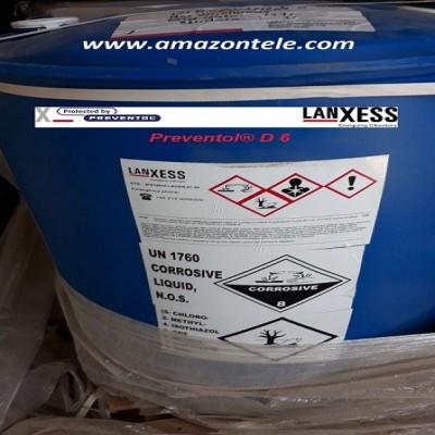 ضد کپک و بیو ساید سیستم های آب پایه آلمانی - Preventol® D 6