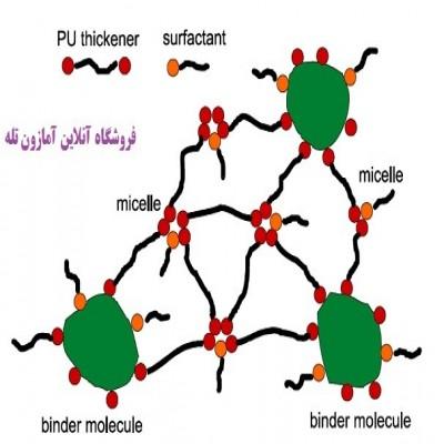 غلظت دهنده پلی اورتانی آب پایه امریکایی Rheovis PU 1214 بسته بندی گالنی - non-ionic rheology additive for aqueous systems