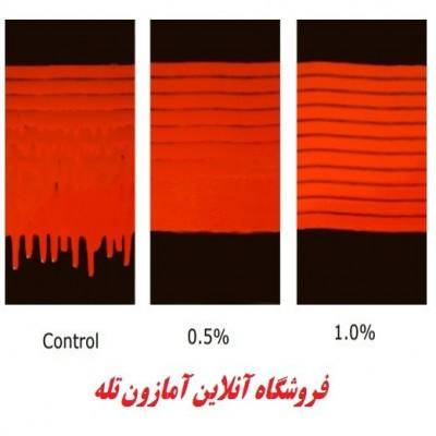 ضدرسوب و ضد شره مخصوص رنگهای پایه حلال اتومبیلی و صنعتی - EFKA RM 1463 rheology modifier for solvent based systems