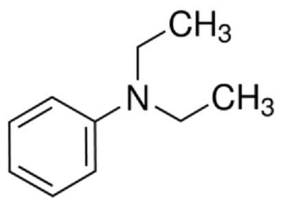 شتاب دهنده آمینی دی اتیل آنیلین (DEA)