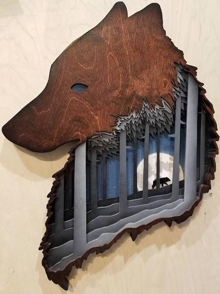 پک رزین اپوکسی و هاردنر مخصوص چوب، زیورآلات و سنگ (مخصوص کارهای هنری)